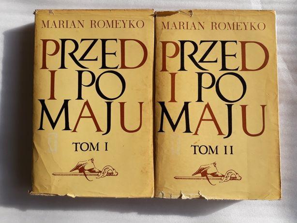 Przed i po maju; Marian Romeyko T1 / T2