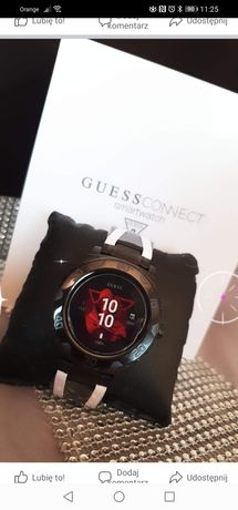 Zegarek męski Guess smartwatch
