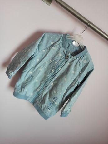 Bluza / kurtka bomberka dziewczęca