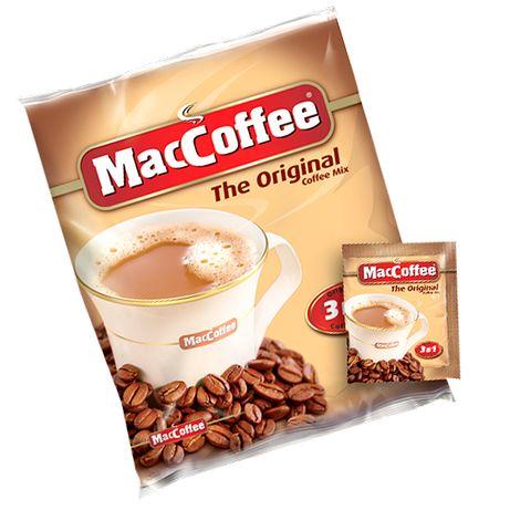 Кофе Maccoffee 3 в 1 Original 25шт. Арт 02078