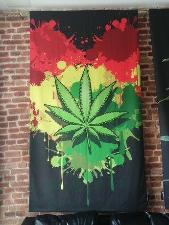 Zasłony marihuana, Cannabis, konopia, zioło