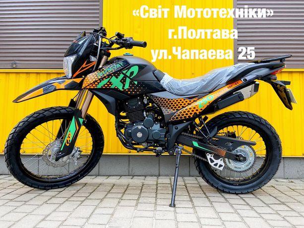 Продам новый мотоцикл Shineray XY250GY-6C 2021-года эндуро