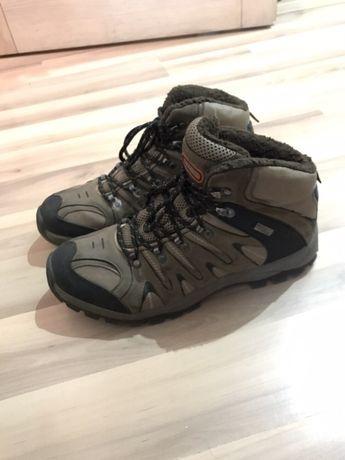 Buty górskie ocieplane roz. 45