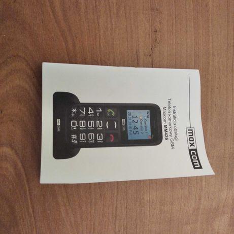 Sprzedam telefon komórkowy