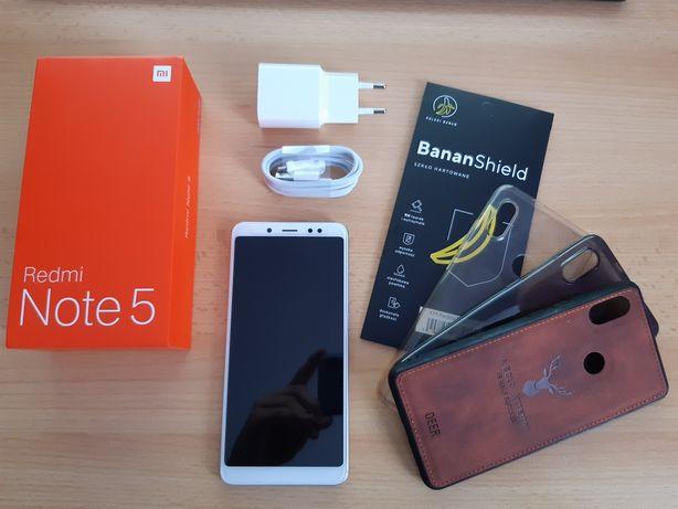 Xiaomi Redmi Note 5 4/64 GB, bdb stan