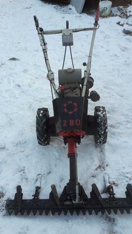 Ciągnik jednoosiowy kosiarka traktorek MAG
