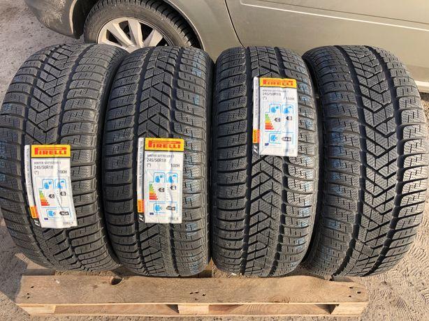 245/50 r18 Резина зимняя Pirelli Sottozero 3 Winter НОВАЯ