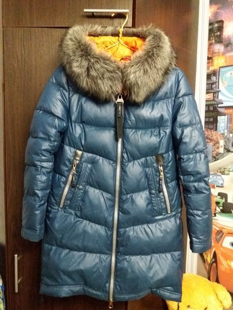 Зимняя куртка Skinnwille M(46)