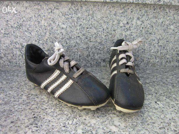 chuteiras sapatilhas criança nr 27
