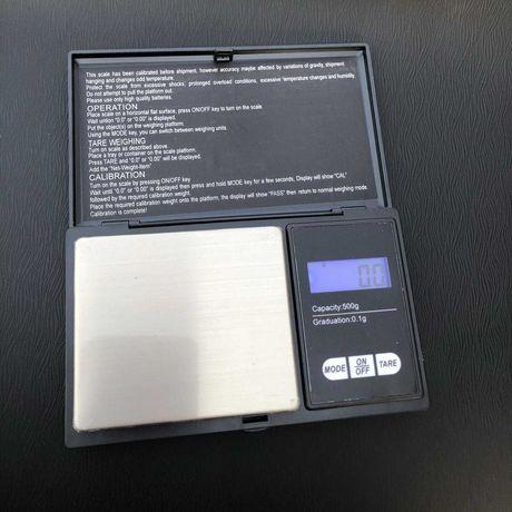 Ювелирные весы ms2020 1000gr/0.1g