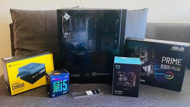 PC Novo, C/ GTX 1080 Mini
