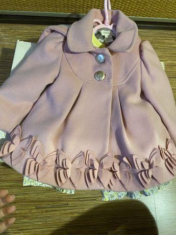 Пальто для девочки Monsoon