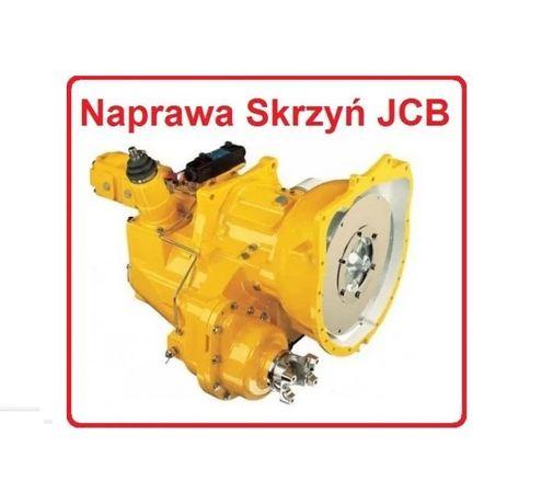 Naprawa Regeneracja Remont Skrzyni Biegów Skrzyń JCB 3CX 4CX 530 531