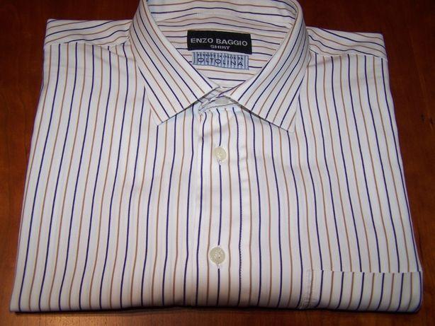 Camisa da marca Enzo Baggio para homem T- L. Nova. Sem uso