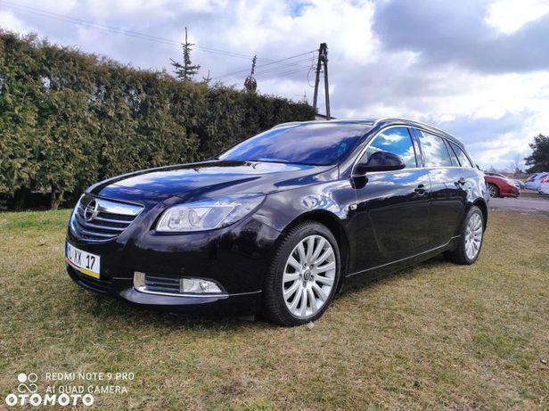 Opel Insignia 2.0 CDTi 160 KM OPC Line Pełna Opcja Spr.z.De