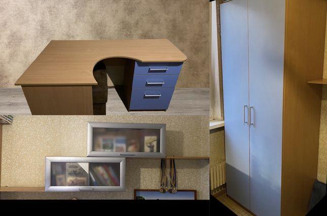 Комплект мебели для детской, офиса