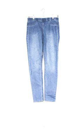 H&M jeansy rurki jegginsy jeansowe spodnie 36 S