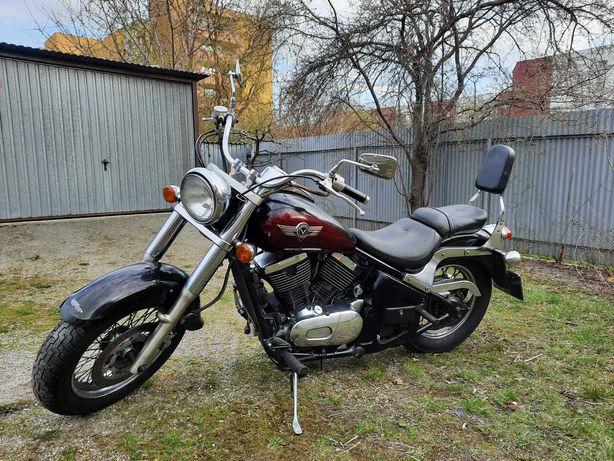 Motocykl Kawasaki Vulcan VN 800 Classic
