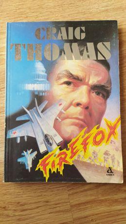 "Książka ""Firefox"" Thomas Craig"