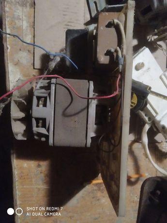 Электродвигатель от стиралки СССР