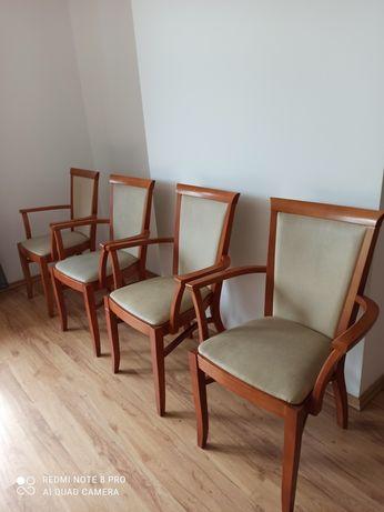 Krzesło-fotel -4 sztuki