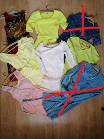 Wietrzenie szafy- sukienki