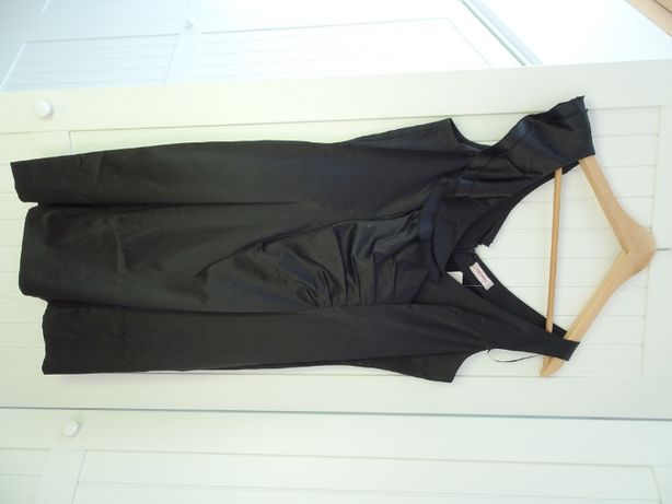 czarna sukienka ORSAY 40 nowa L