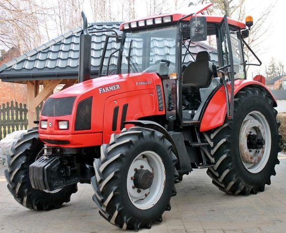 #Ciągnik Farmer 10244C1/2007r/1wł/Oryginał/Stan Idealny/Mtz,Zetor #