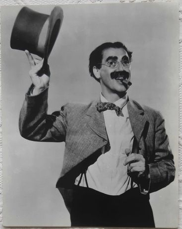 Poster Fotográfico Groucho Marx