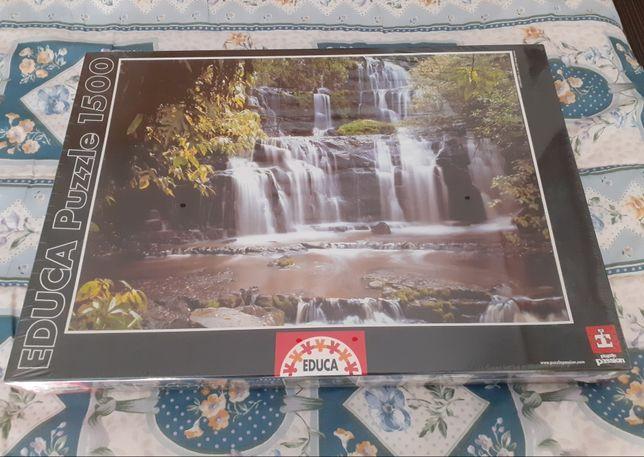 Puzzle 1500 peças (novo)