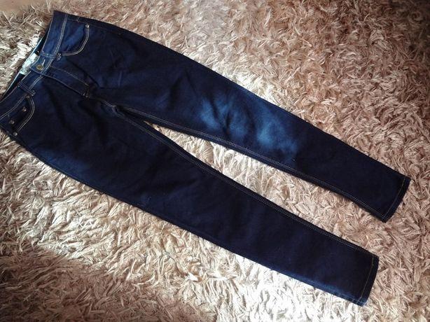 Spodnie jeansowe Boohoo r.36