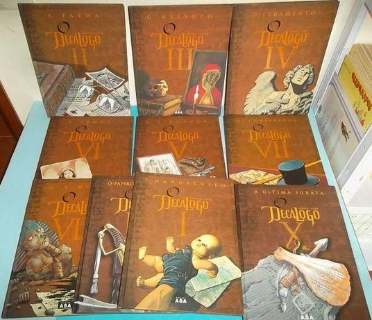 O Decálogo - Colecção completa 10 volumes