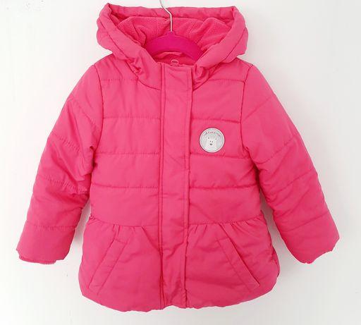 Nieużywana kurtka wiosenna przejściowa ocieplana Cool Club Smyk 92