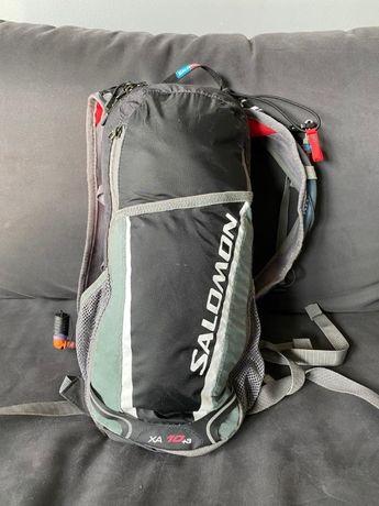 Plecak SALOMON 10+3 L- biegi i trekking.