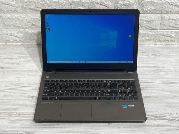 ГАРАНТИЯ Medion E6415 15.6 i3-5005U 8 RAM 500 HDD БУ Ноутбук