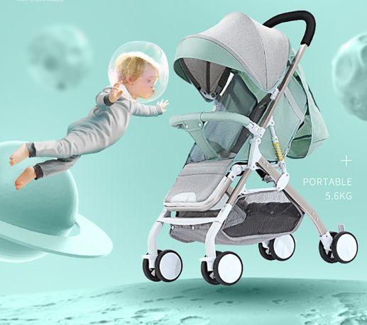 Дитяча коляска-трансформер прогулянкова