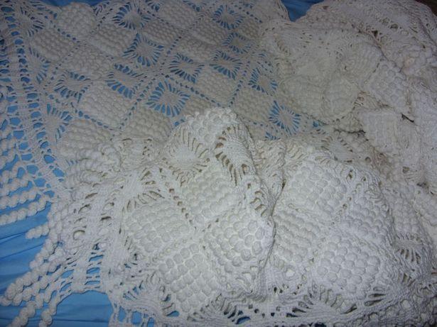 Colcha crochet linha número 6