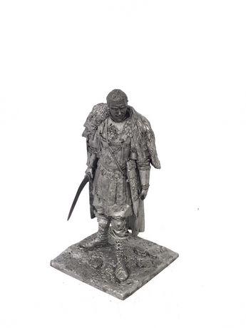 Продам оловянную фигурку полководца генерала Максимуса