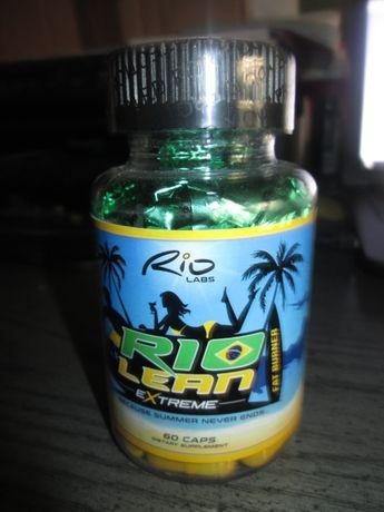 Rio Labs Rio Lean 60 kapsułek plażowy spalacz tłuszczu