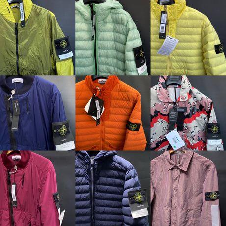 Куртки Stone Island Cp Company