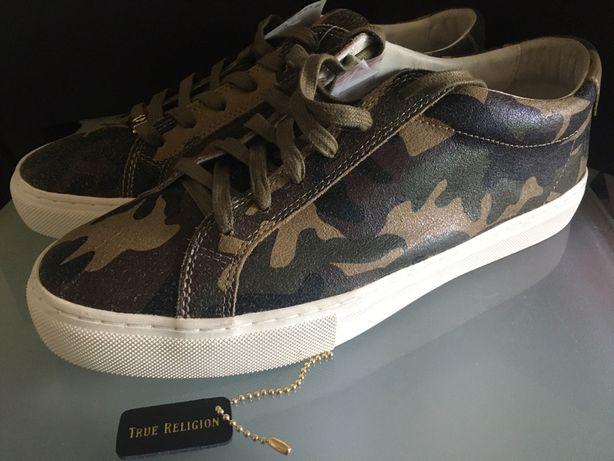 Sneakery True Religion moro skóra rozm. 42