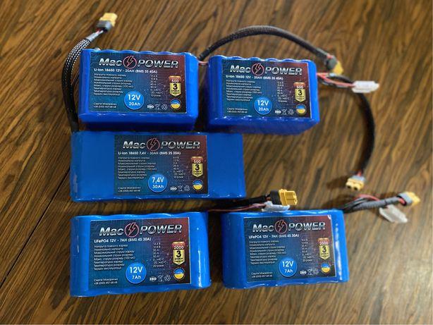 Аккумуляторы li-ion lifepo4 под ваши параметры
