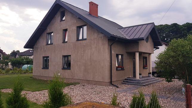 Dom w Sokołowie Podlaskim o powierzchni 200m2