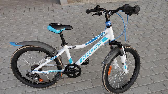 Rower KROSS kid level mini koła '20-- zadbany