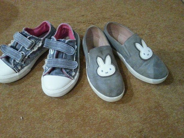 buty dziewczęce dla dziewczynki tenisówki 29 30