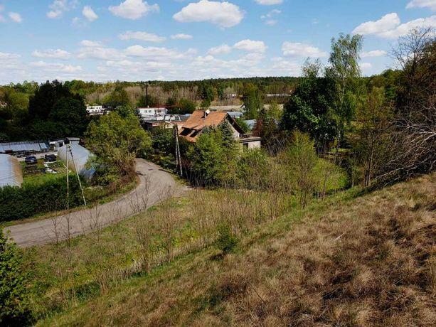 Sprzedam dom, Piaski Dolny Taras, działka 6.840 m2, bezpośrednio