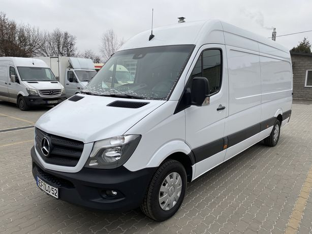 Продам Mercedes-Benz Sprinter 316CDI груз. (2016 року)