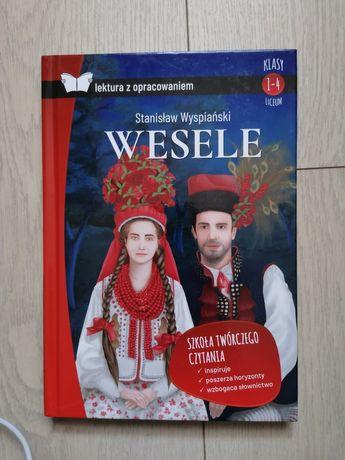 S. Wyspiański Wesele- lektura z opracowaniem
