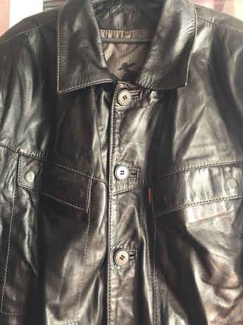 Мужской кожаный пиджак Picador