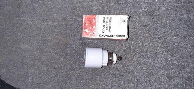 Wkretkowy wyłącznik instalacyjny 16A